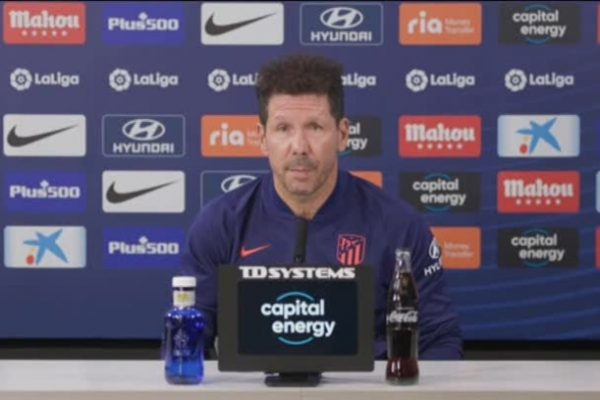 Diego Simeone plans to bring Griezmann and Felix together on the pitch.