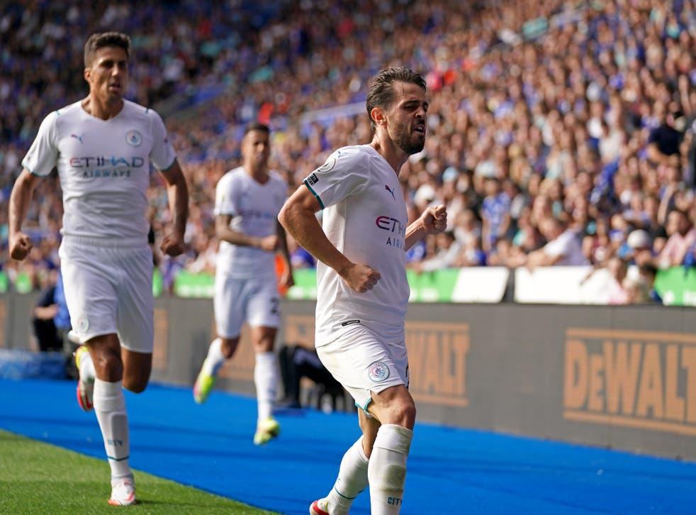 Pep is Happy Bernardo is still in Manchester City