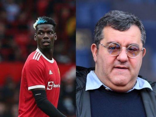 Raiola reveals Pogba may return Juventus