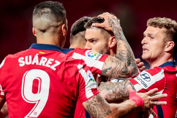 Atletico Madrid are in contention to get three points